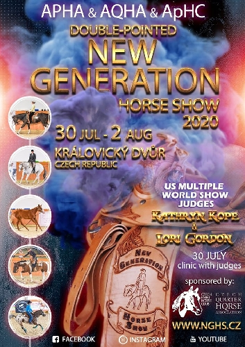 NEW GENERATION HORSE SHOW 2020