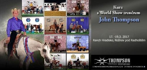 John thompson pony blanco